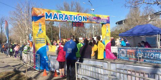 10-й международный марафон прошел в Одессе
