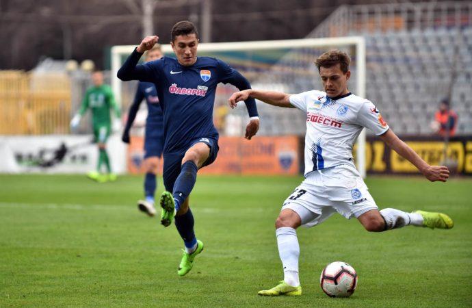«Черноморец» сыграл вничью с одним из фаворитов чемпионата Украины