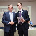 Сергей Тарута на встрече с электоратом в Одессе
