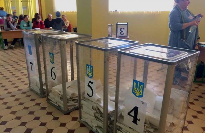 Подсчет голосов в Одесской области завершен: более 40% — за Зеленского