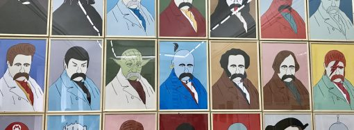 """Классика, народные промыслы и постмодерн. В Художественном музее демонстрируют  """"Тарасову коллекцию"""""""
