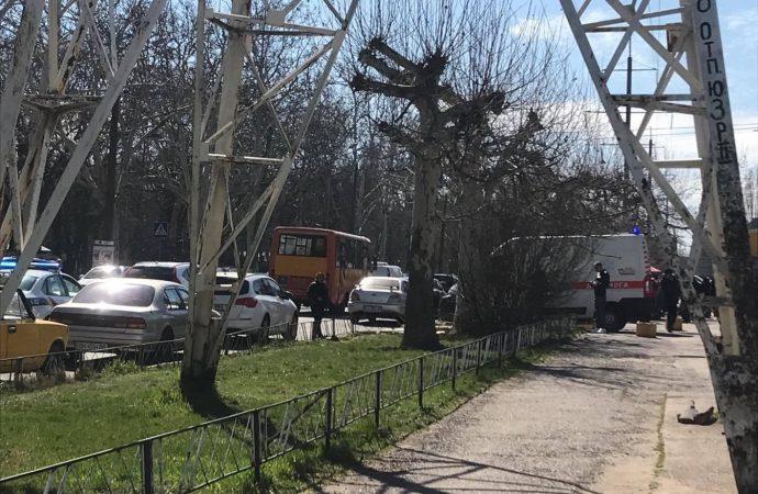 Дорожный конфликт со стрельбой случился в Одессе
