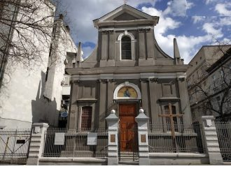 Одесский костел получил титул базилики минор