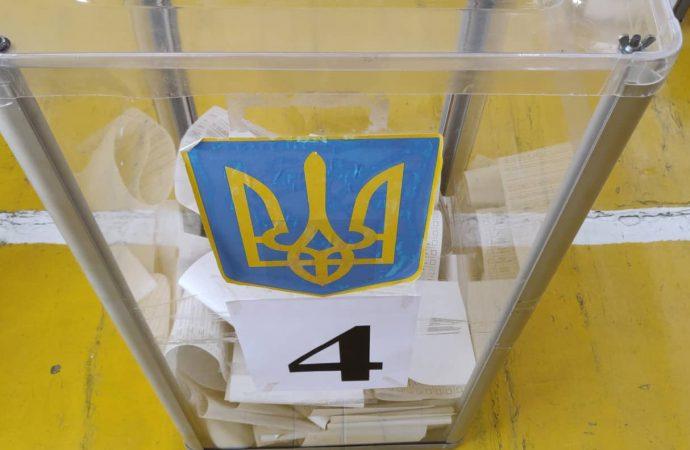 Выборы в Одессе и области: пьяная женщина в избиркоме и больше сотни других жалоб в полицию