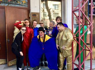 Артисты из разных стран открыли IX Международный фестиваль клоунов и мимов в Одессе