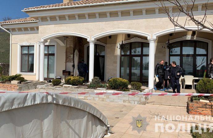 Жестокое убийство: в пригороде Одессы нашли тело предпринимателя