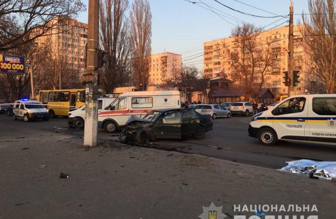 Стало известно имя нацгвардейца, погибшего в ДТП на поселке Котовского