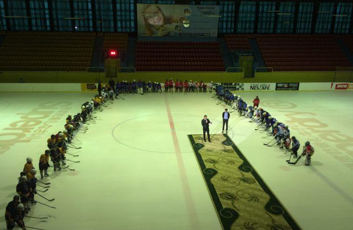Хоккейная сборная создана в Одессе на базе трёх детских команд