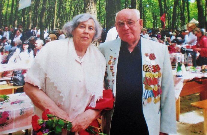 Одесская семья Юшиных отмечает 70-летие совместной жизни