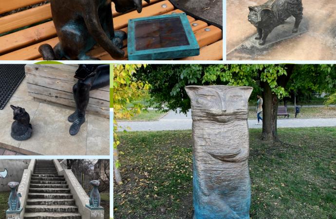 """Маршрут """"Одесские коты"""": готовы ли вы водить по нему туристов? (ТЕСТ)"""