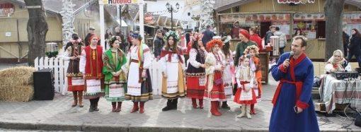Масленичные гуляния пройдут в Одессе на этой неделе