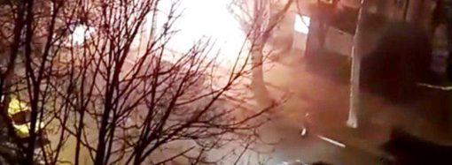 «Лотомаркет» горел прошлой ночью в жилом доме на Черёмушках