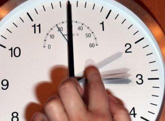 Переход на летнее время состоится в ночь на 31 марта