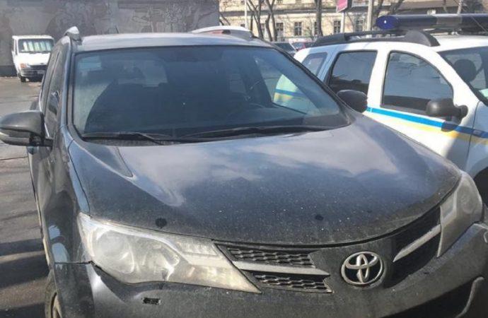 Имя одесского активиста снова в центре скандала