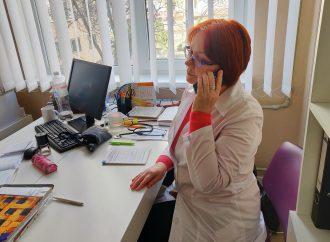 Пациенты-одесситы смогут звонить своим семейным врачам на служебный мобильник