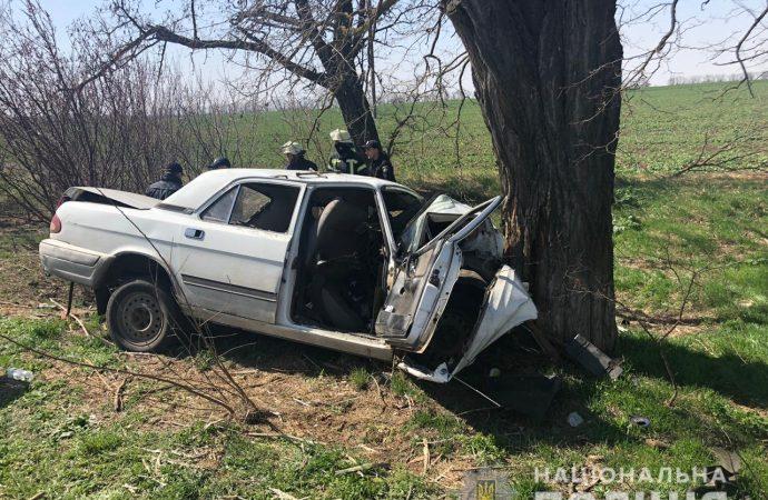 Два человека погибли в ДТП в Лиманском районе