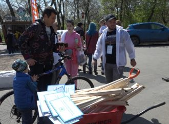 Рекордный субботник прошел в Одессе