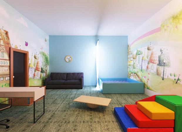 Одесситы собирают средства на игровые комнаты для особенных детей