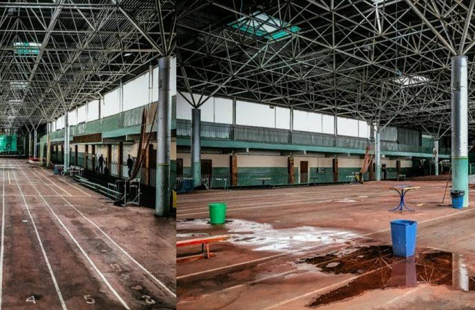 Одесский «Олимпиец» снова обещают отремонтировать