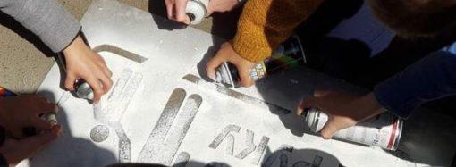 """Одесские школьники присоединились к проекту """"Безопасные дороги"""""""