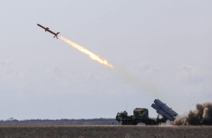 Испытания еще одной новой украинской ракеты успешно прошли в Одесской области