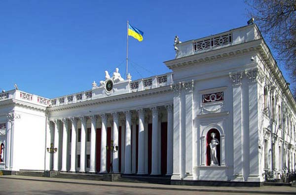 В Одесской мэрии ищут бомбу (обновлено)