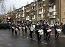 марш курсантов