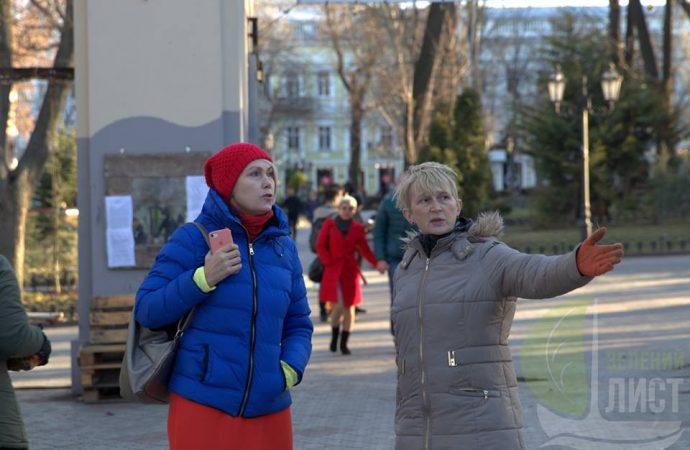 Одесская активистка пожаловалась в соцсетях, что на нее оказывают давление из-за ее гражданской позиции