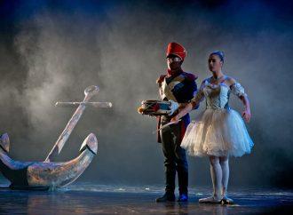 """Страшная сказка для взрослых. Зрителям Украинского театра представили """"Прекрасного рогоносца"""""""