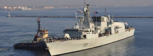 Корабли НАТО зашли в Одесский порт