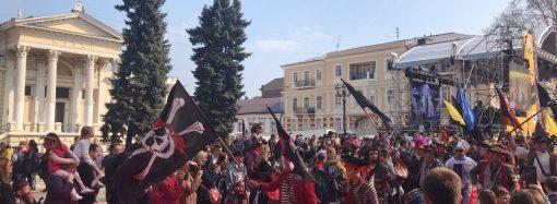 Карнавальное шествие Юморины-2019: как это было