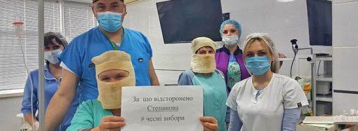 Пользователи соцсетей поддержали главу Одесской ОДА Степанова