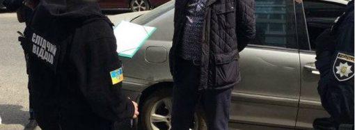 Взяли «на горячем»: в Белгород-Днестровском задержан прокурор-взяточник