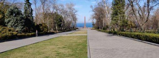 10 апреля по некоторым улицам Одессы ограничат движение транспорта