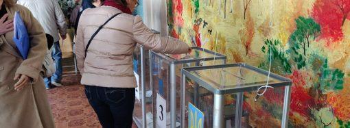 Явка по Одессе и области чуть ниже среднеукраинской, – Центризбирком