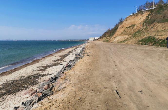 Новый пляж появится в начале лета в пригороде Одессы