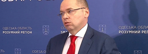 Увольнение Степанова: судьбу главы Одесской области решит Кабмин