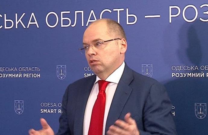 Почему Степанов отказался покинуть пост главы Одесской облгосадминистрации?