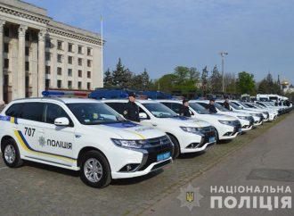 Дополнительные силы правоохранителей прибудут в Одессу 1 и 2 мая