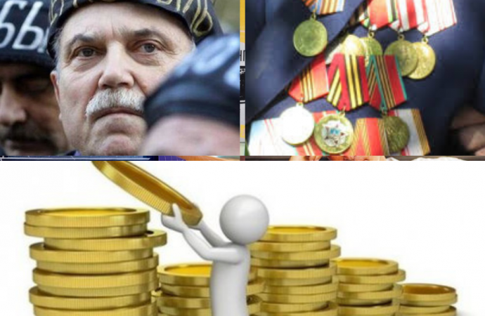 Вернут ли льготы участникам войны и чернобыльцам