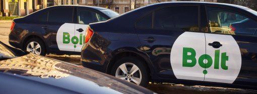 «Bolt»: чем выгоден новый такси-сервис в Одессе?