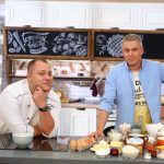 Новый кулинарный проект «Готовим вместе. Выпечка» на телеканале «Интер»