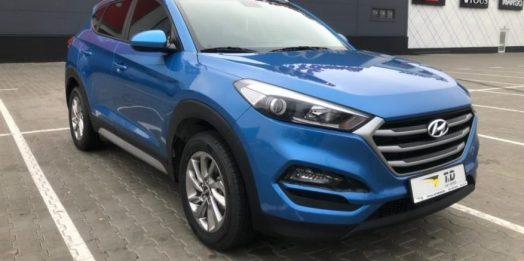 Почему стоит взять в аренду Hyundai Tucson 2017