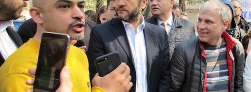 Конфликт в Летнем театре: Мустафа Найем обратится в полицию