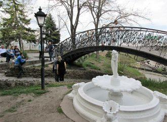 Уголок старой Одессы «подлечили»