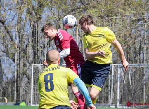 В Одессе прошел крупный международный футбольный турнир Odessa International Media Cup