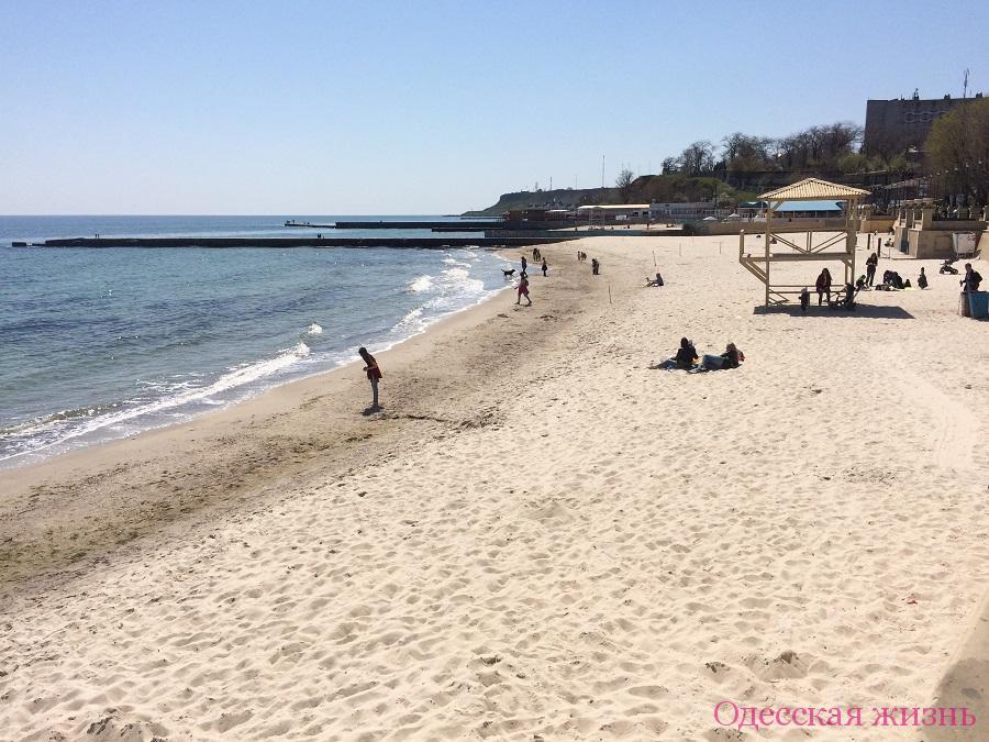 16 станция фонтана золотой берег набережная пляж
