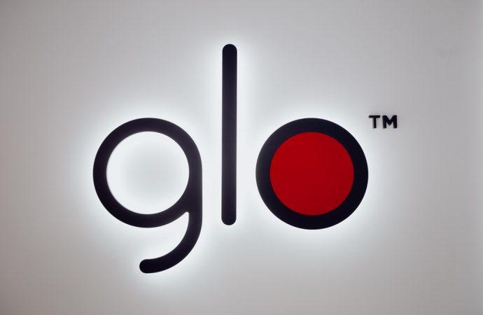 Логотип glo™ studio