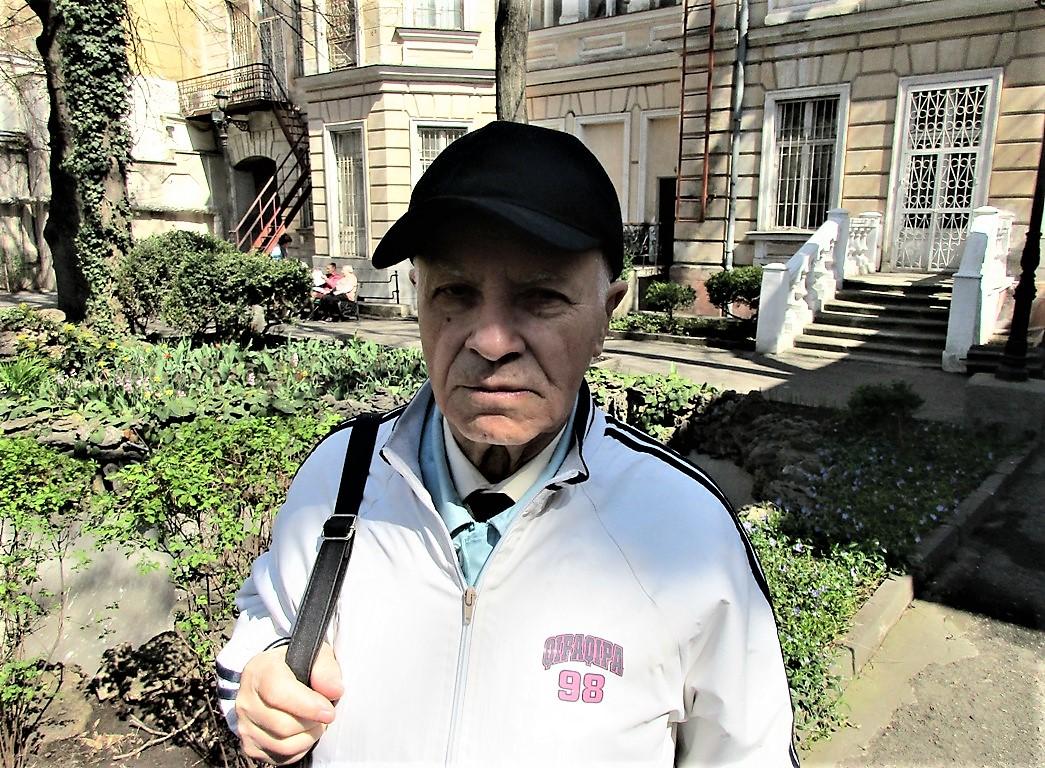 Михаил Славуцкий