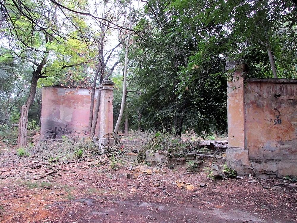 Поеображенский парк